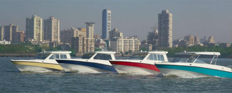 mahindra boat