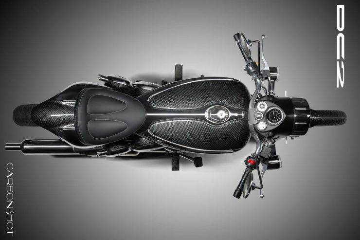 DC Design's 1st Royal Enfield Bullet Custom is here: We like!