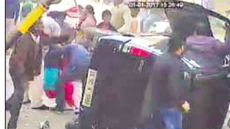 [CCTV Video] How, and why underage driving is so dangerous