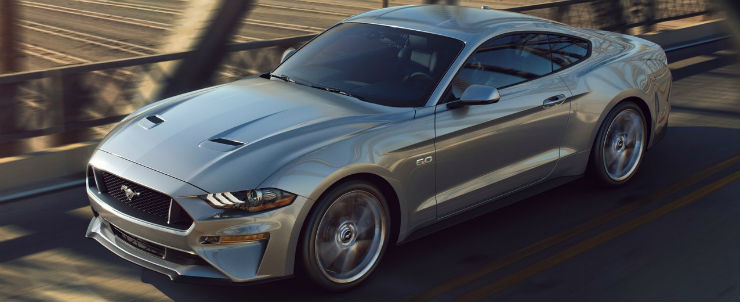 This is the new Ford Mustang, and it's coming to India very soon