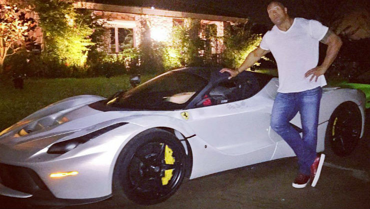 Dwayne The Rock Johnson S Exotic Car Garage