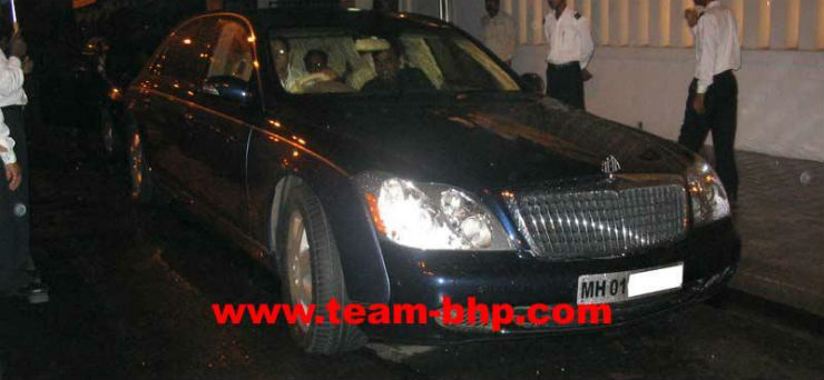 Nita Ambani Received The Exotic Maybach 62 From Her Husband Mukesh For 50th Birthday