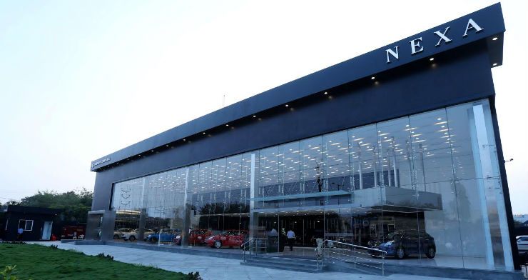 Maruti Suzuki NEXA is 200 dealership strong now