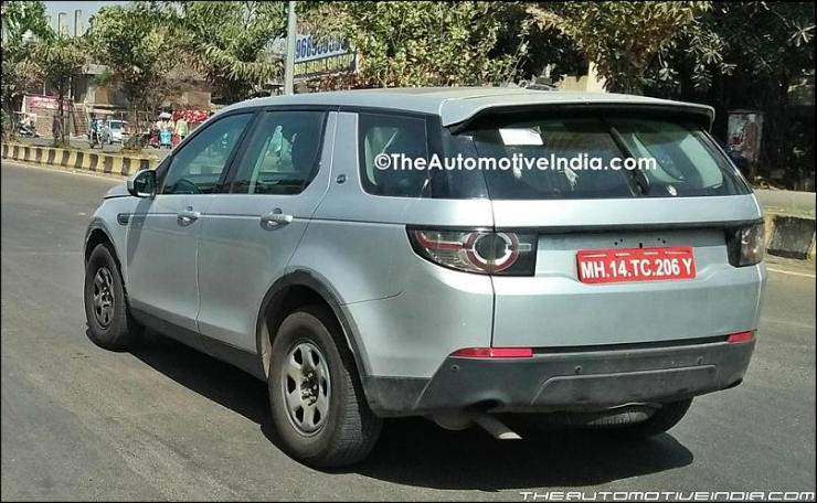 This Land Rover Discovery Sport is actually a new Tata underneath; We explain