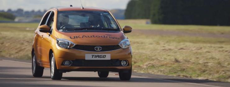Tata's driverless cars will soon roll onto Bangalore roads