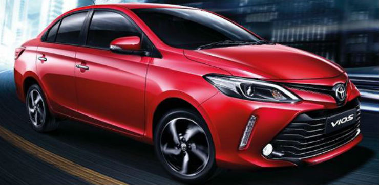 The Vios Sedan Will Be The First Of The 4 New Cars That Toyota Will Launch  In India. The Sedan Is Expected To Be Here During The Festive Season Of  2018.