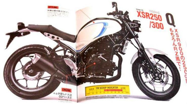 XSR 300
