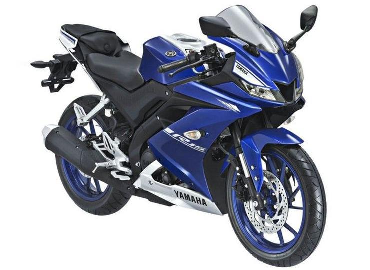 Yamaha R15 Version 3.0 1