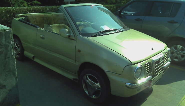 Continued Regular Indian Cars Modified Into Beautiful