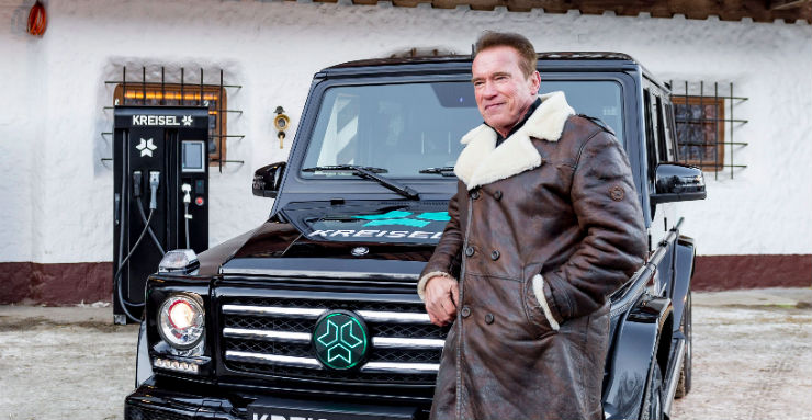 10 Famous Mercedes Benz G-Wagen owners
