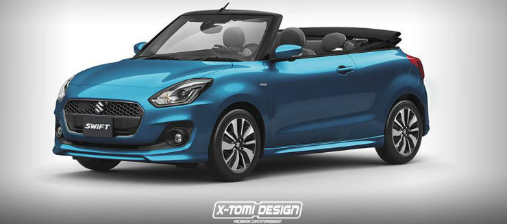Continued: 10 crazy renders of upcoming Maruti cars