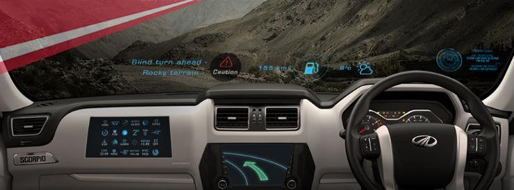 Mahindra reveals futuristic features of the Scorpio & XUV500