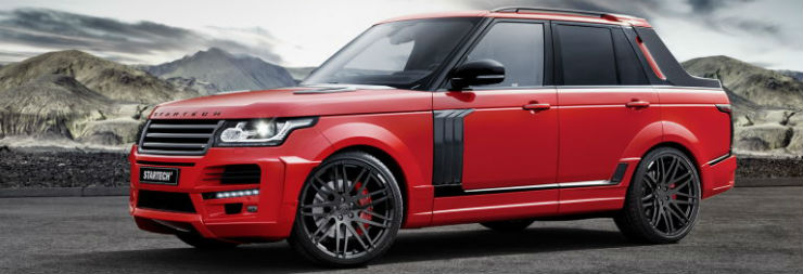 10 SUV-based 'Pick-Ups' we want in India!