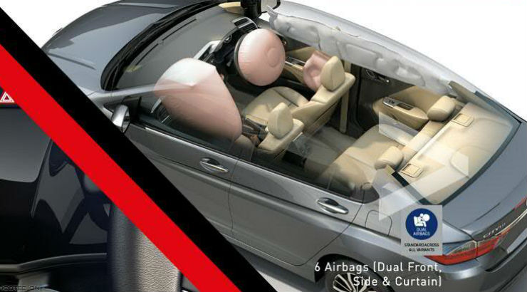 FIFTEEN affordable cars offering 6 airbags