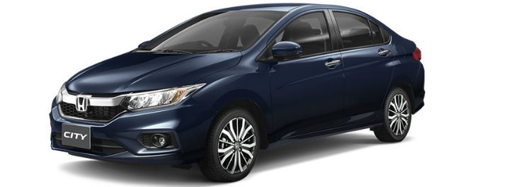 2017 Honda City launched