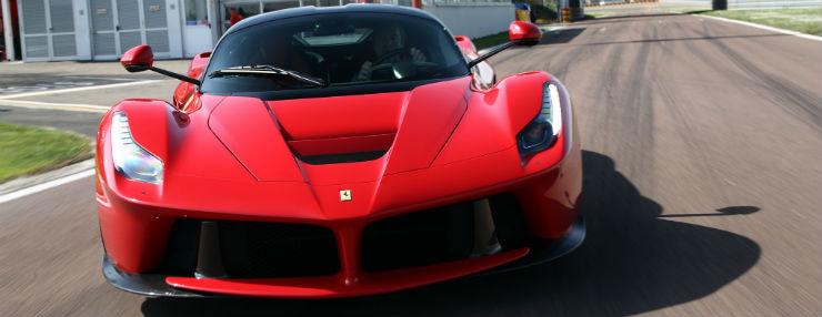 Ferrari-LaFerrari-front-end-in-motion