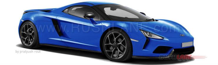 TaMo Futuro: First sports car from Tata Motors may look like this