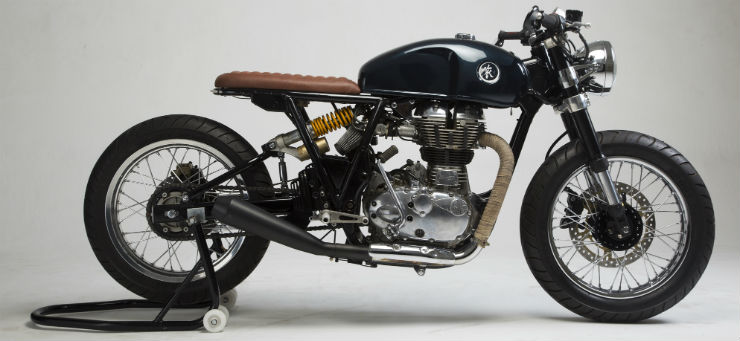 10 tastefully modified Royal Enfield Continental GTs