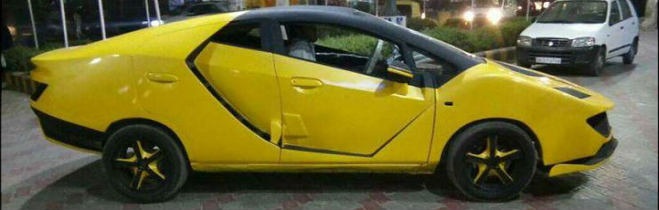 10 Weird And Wacky Cars From Around India