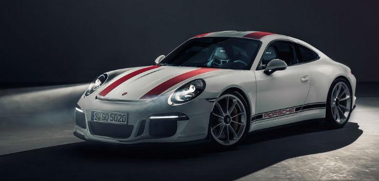 Porsche launches 911 R in India