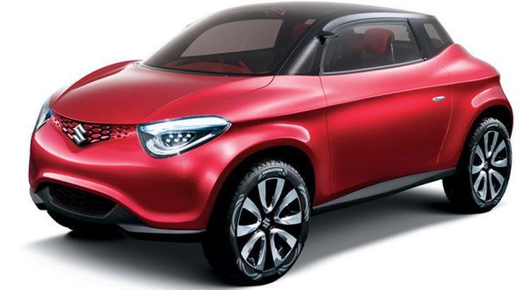 Suzuki Crosshiker Concept 1