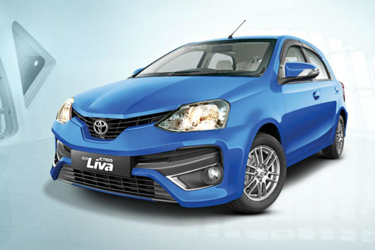 toyota etios liva discounts march 2018