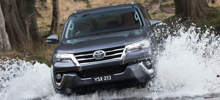 toyota fortuner discounts march 2018