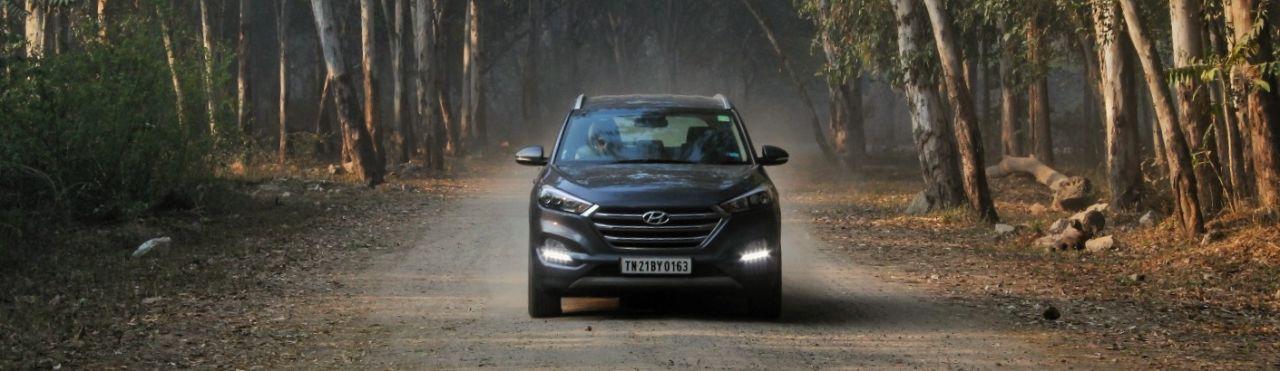 Hyundai Tucson diesel automatic review: A loaded shotgun!