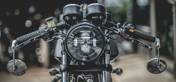 Continued: 10 tastefully modified Royal Enfield Continental GTs