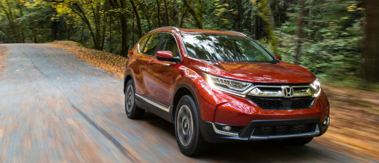 7 Seat Honda CR V Launch Timeline Revealed For India