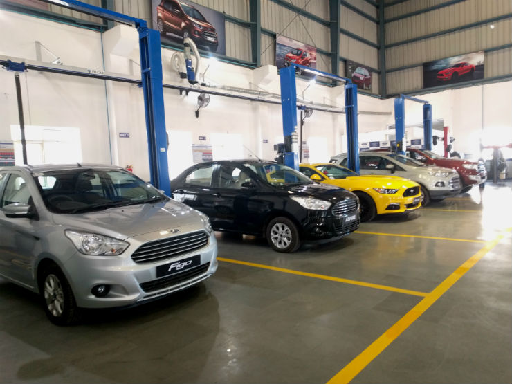 Ford busts service cost myth