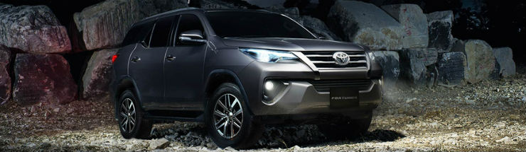 fortuner-styling