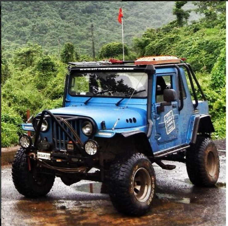 10 beautifully modified Jeeps from across India