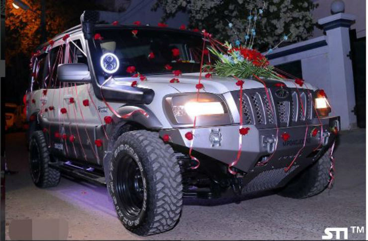 10 Modified Mahindra Scorpios From Awesome To Obnoxious