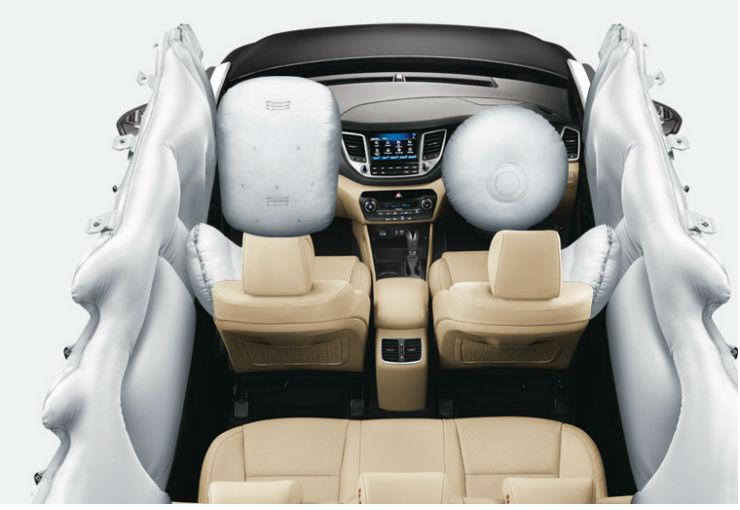 tucson airbag