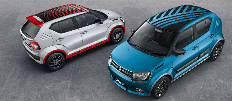 Five Inspiring Ideas For Maruti Suzuki Ignis Design Customizations