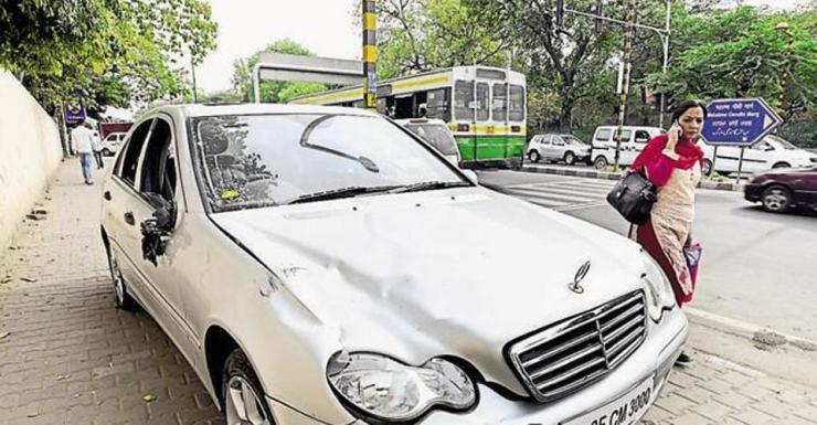 Mercedes Benz C-Class Siddharth Sharma