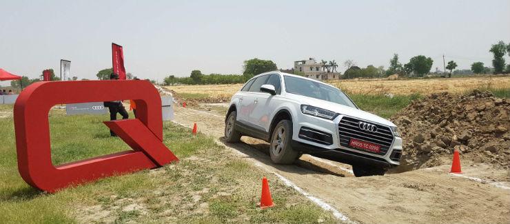 Audi India commences Q-Drive in India