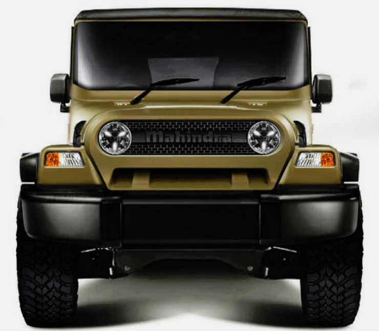 Next Gen Mahindra Thar Suv Offroader Launch Details Revealed