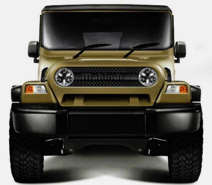 All-new Mahindra Thar will be on next-generation Scorpio SUV platform