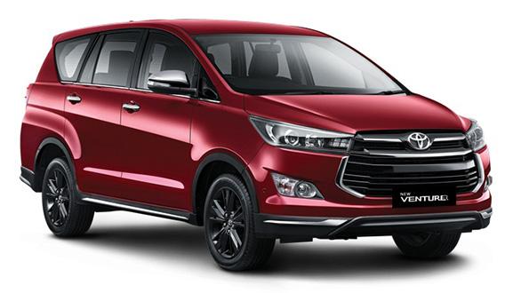 Coming soon: Sporty, new Toyota Innova Crysta