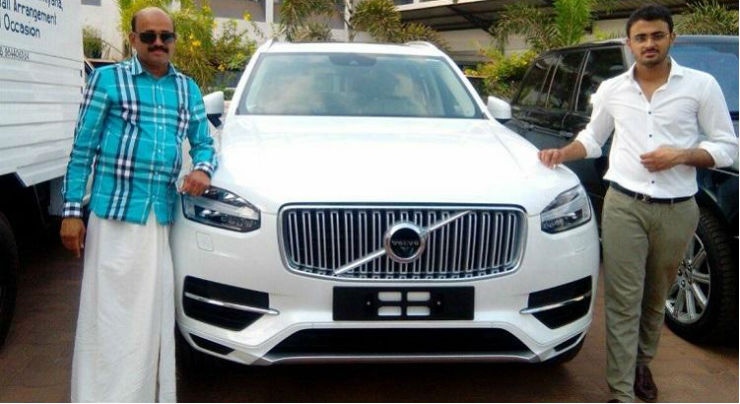 Now a politician puts wrong fuel in his costly luxury SUV!