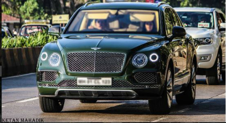 Akash Ambani buys India's most EXPENSIVE SUV, & his brother? The costliest Rolls Royce!