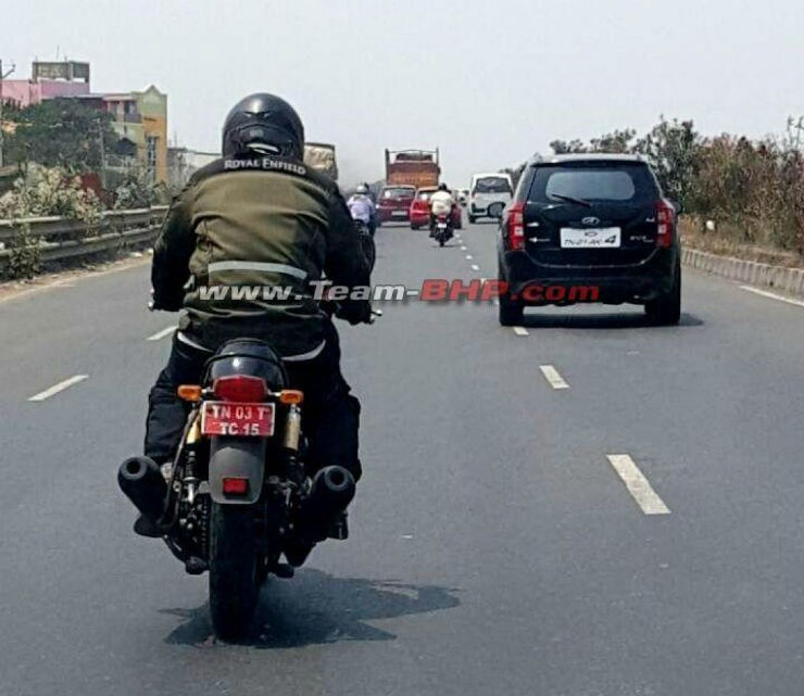 Royal Enfield 750cc twin cylinder bike: Finally, in India!
