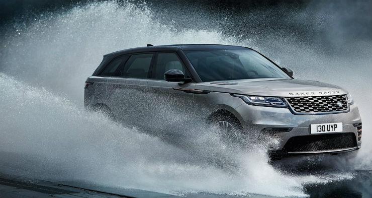 Range Rover Velar officially unveiled