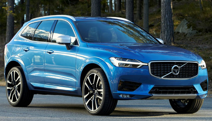 Volvo to launch all-new XC60 in India in November 2017