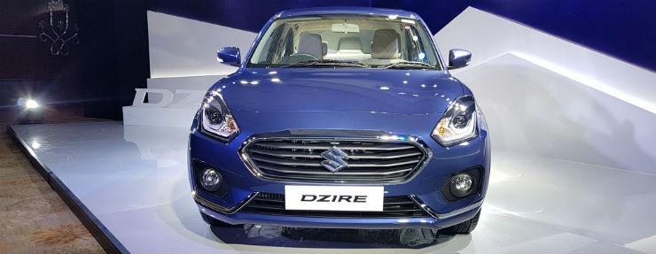 Maruti Suzuki DZire bookings are open now