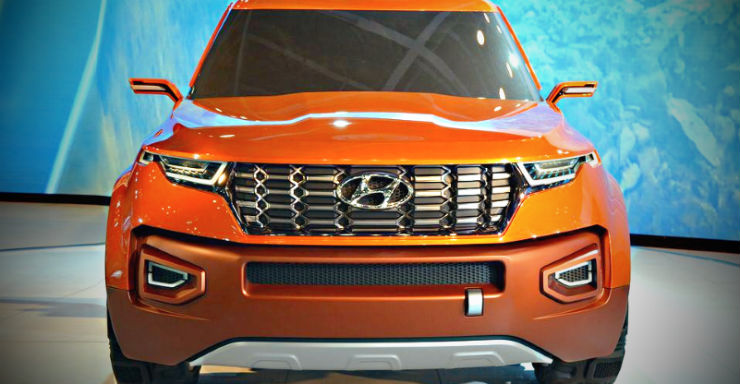 Hyundai QXi compact SUV (Maruti Brezza challenger) to get brand new turbo petrol engine