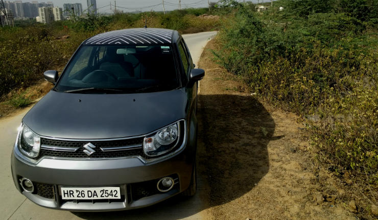Maruti's Ignis diesel AMT in CarToq's first drive review; Funky yet frugal