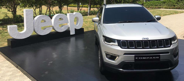 Jeep Compass Launched Starting Price Well Below Top End Xuv500